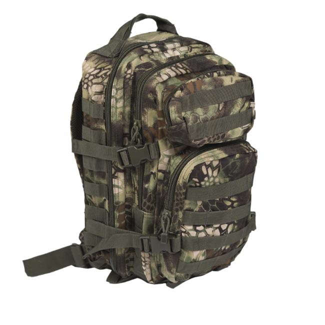 Mil-Tec US assault Small ruksak Mandra Wood, 20L