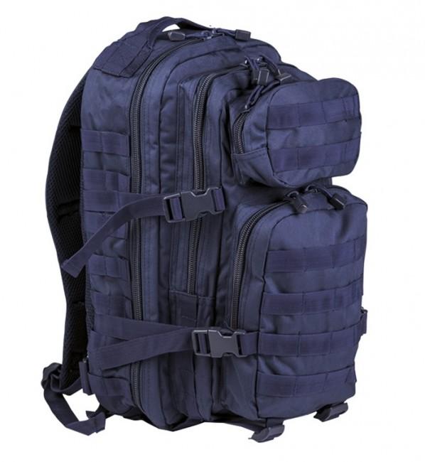 Mil-Tec US assault Small ruksak tmavě-modrý, 20L