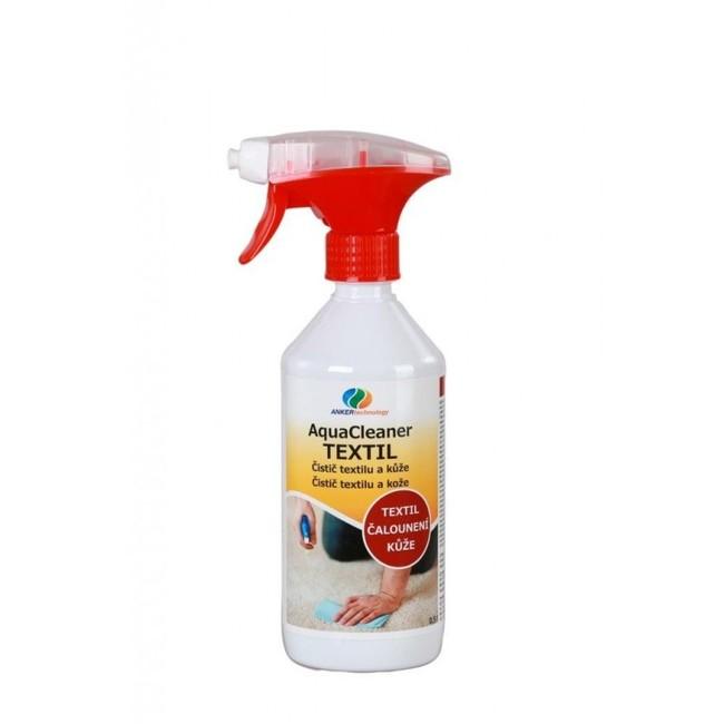 Nano4you, AquaCleaner Textil čistící prostředek textilu a kůže, 500 ml