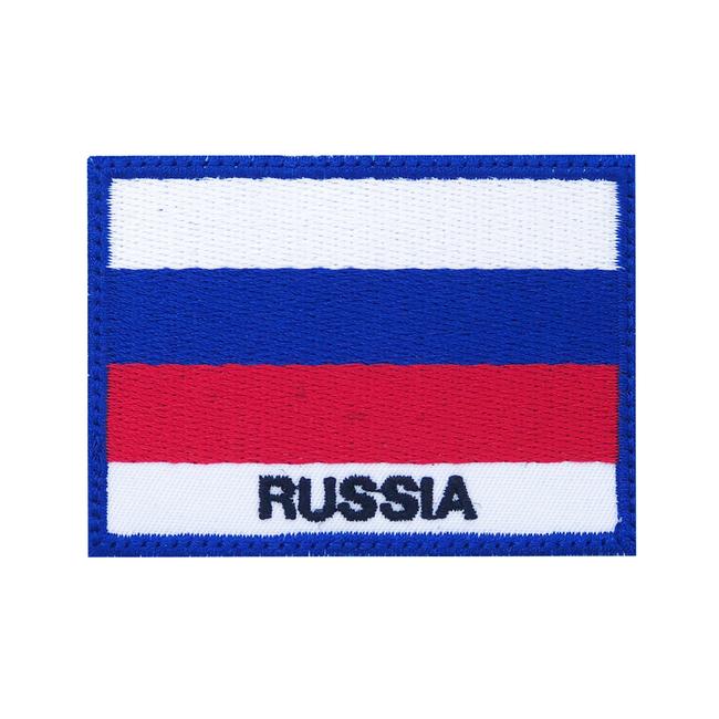 Nášivka Russia, 7x5cm