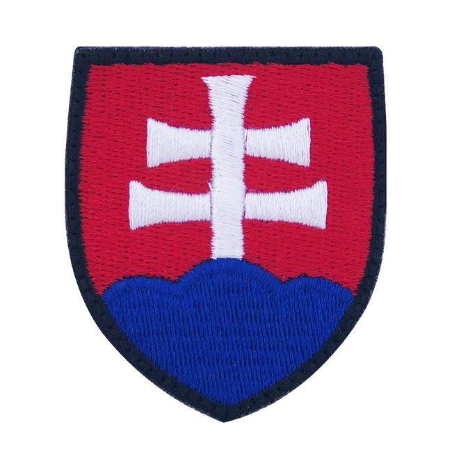 Nášivka Slovenský znak, 4x5cm