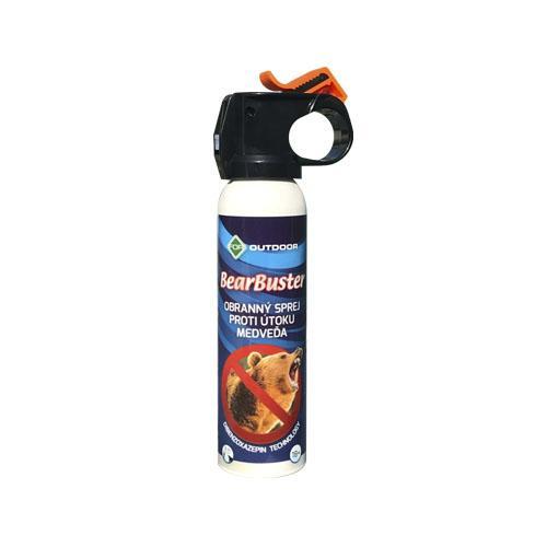 Pepřový sprej BearBuster 150 ml