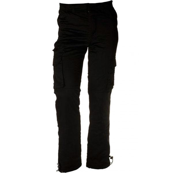 Pánské kalhoty loshan ELWOOD černé - 32