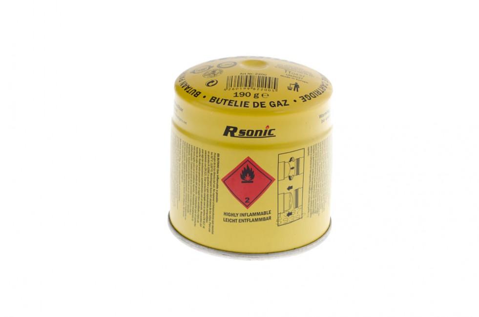 Rsonic plynová propichovací náplň, 190g
