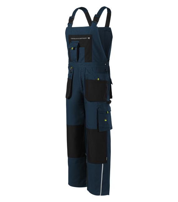 Rimeck Ranger pánské pracovní kalhoty na šle Cordura®, tmavomodré - L