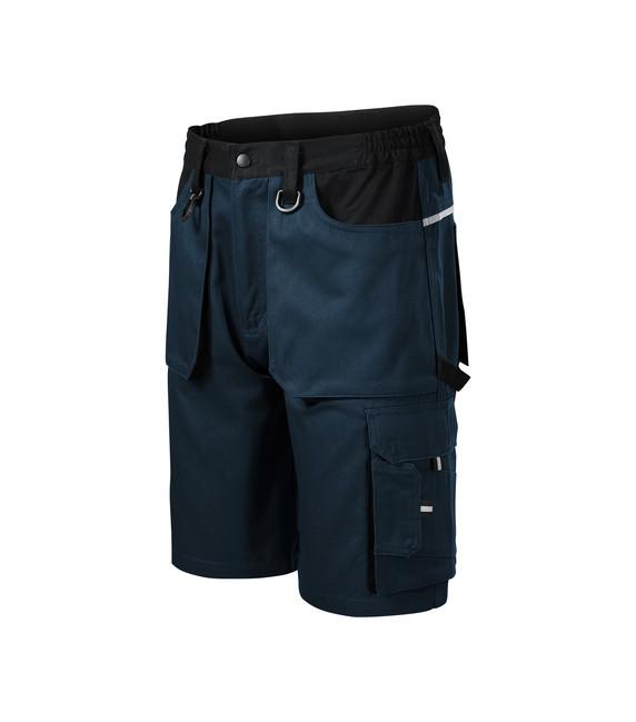 Rimeck Woody pánské pracovní krátké kalhoty, tmavomodré - S
