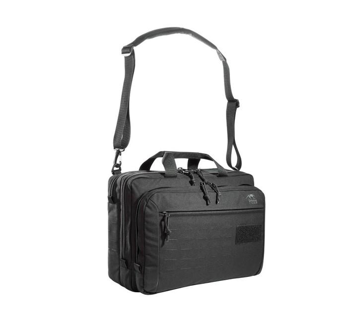 Tasmanian Tiger Document Bag MK II taška přes rameno, černá 18l
