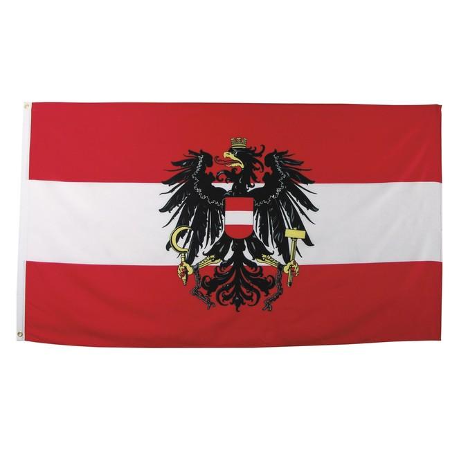 Vlajka Rakousko 150cm x 90cm