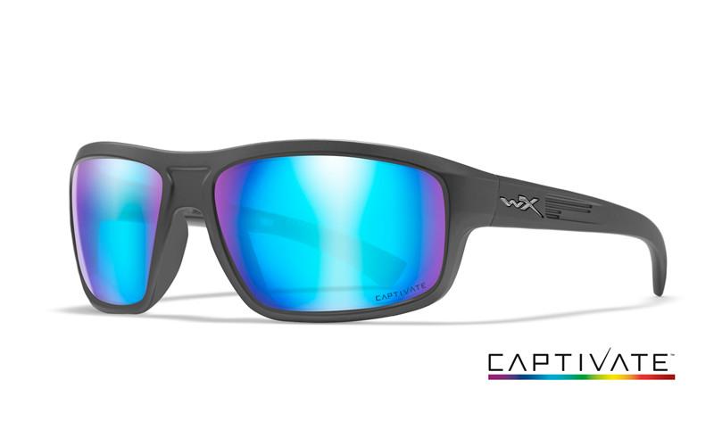 Wiley X Captivate Aspect polarizační brýle bronze mirror