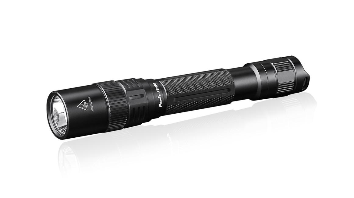 Zaostřovací svítilna Fenix FD20, 350 lumenů