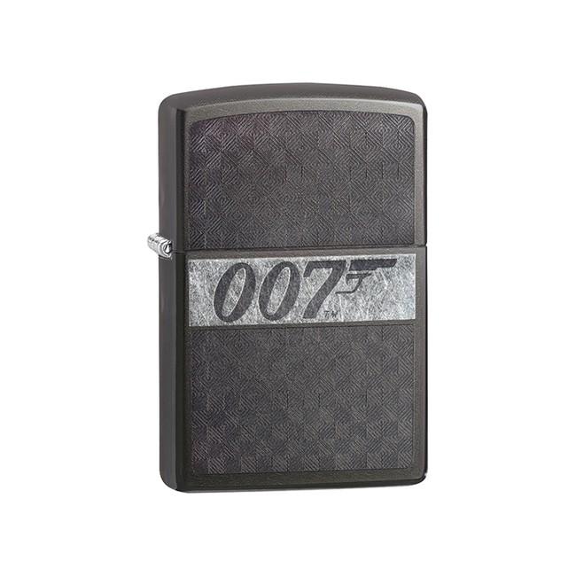 Zippo benzínový zapalovač James Bond